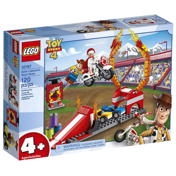 Lego 10767 Toy Story Шоуто на Дюк Кабум