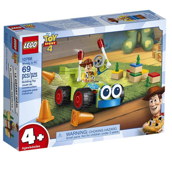 Lego 10766 Toy Story Уди и RC