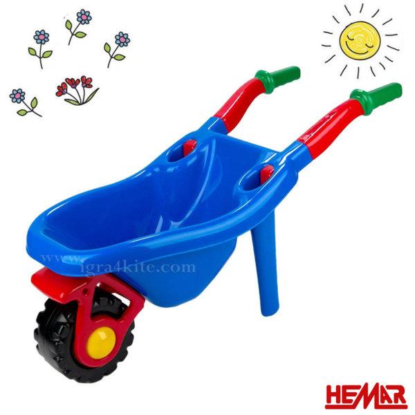 Детска градинарска количка 17326