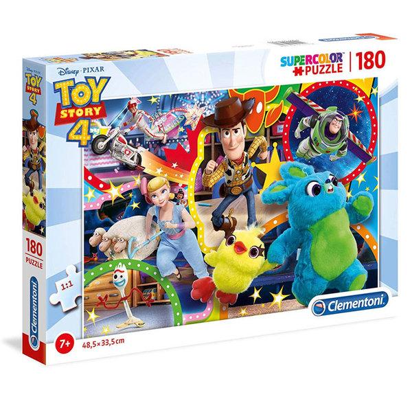 Clementoni Пъзел 7+ Disney Toy Story Играта на играчките 180 части 29769