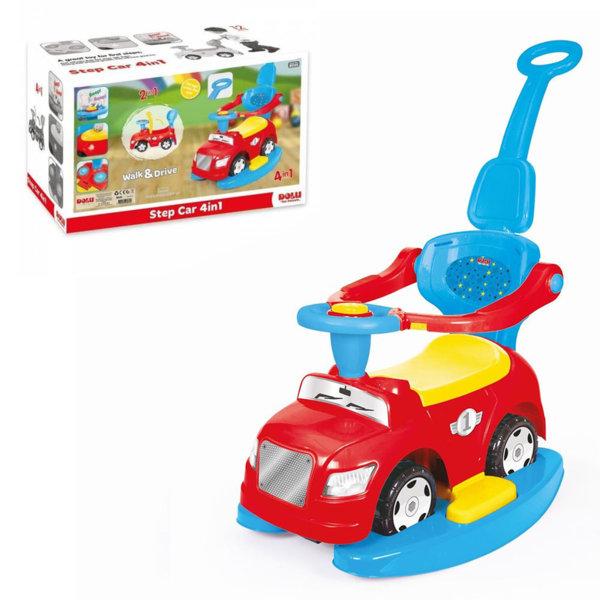 Dolu - Детска кола люлка 4в1 8035
