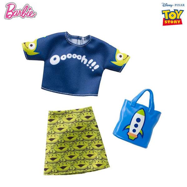 Barbie Toy Story Барби модни тоалети с аксесоари Играта на играчките FKR66