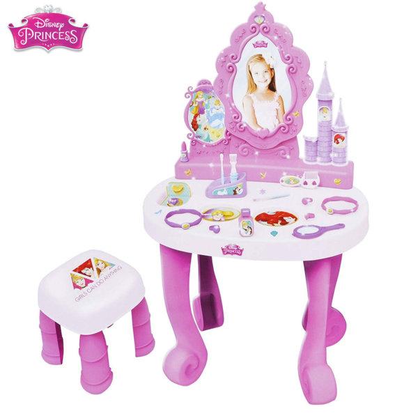 Disney Princess Детска тоалетка с табуретка Дисни Принцеси 7124