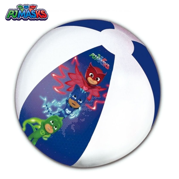 PJ Masks Надуваема плажна топка Пижами маски 875-00130