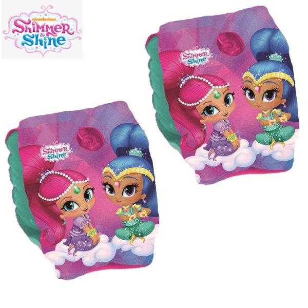 Shimmer & Shine Детски надуваеми поясчета за ръце Искрица и Сияйница 870-51120