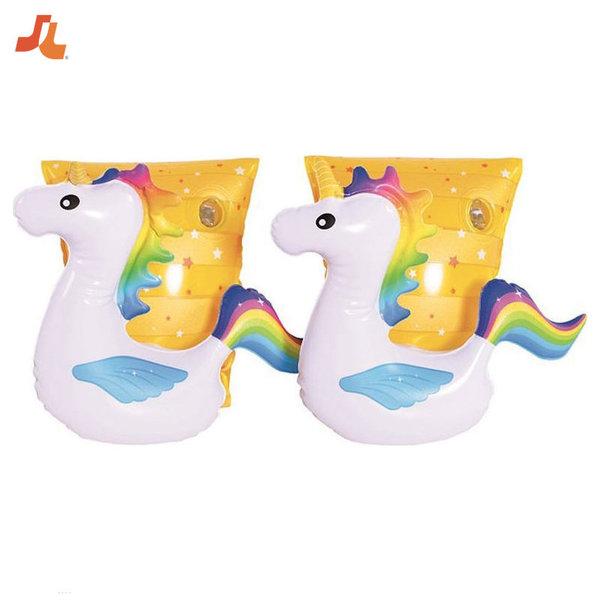 Jilong Детски надуваеми поясчета за ръце Еднорози 37481