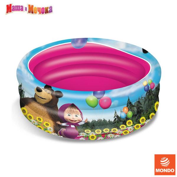 Mondo Маша и Mечока Детски надуваем басейн 16649