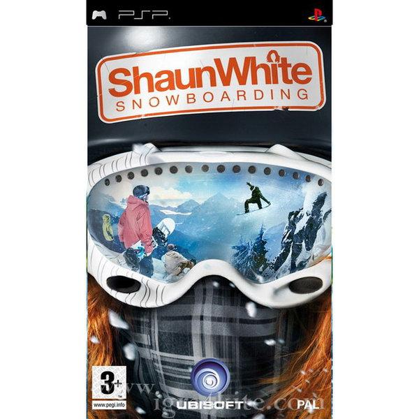 Игра за PSP  3+ Shaun White Snowboarding