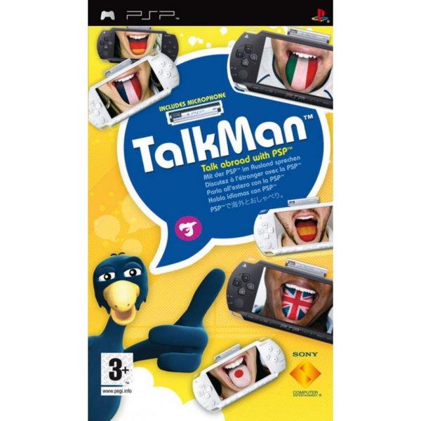 Игра за PSP  3+ Talkman
