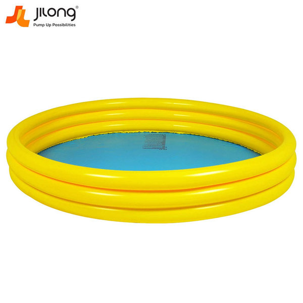 Jilong Детски надуваем басейн 157х25см жълт 10304