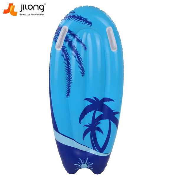 Jilong Детски надуваем сърф син 37489
