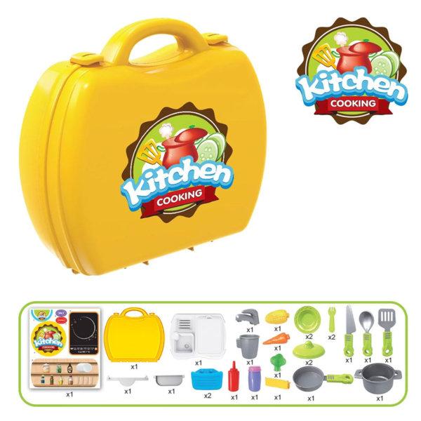 Kitchen Детска кухня в куфар 18496