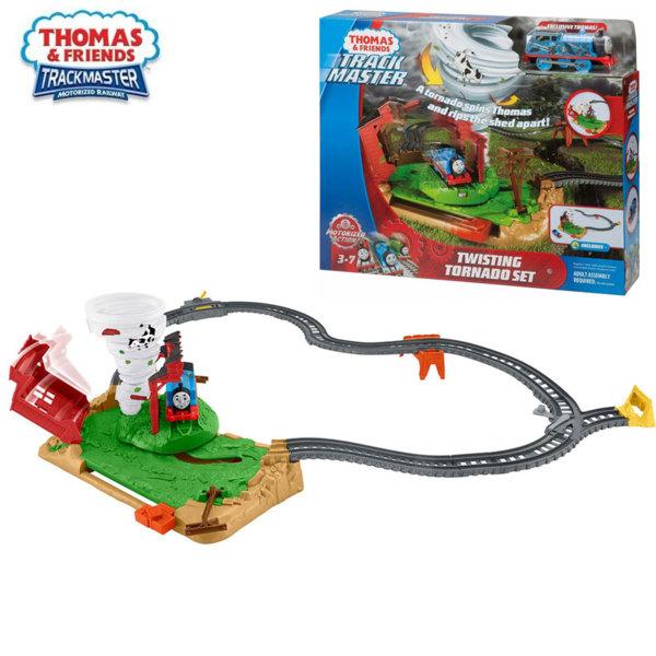Fisher Price Влакчето Томас TrackMaster Невероятно торнадо FJK25