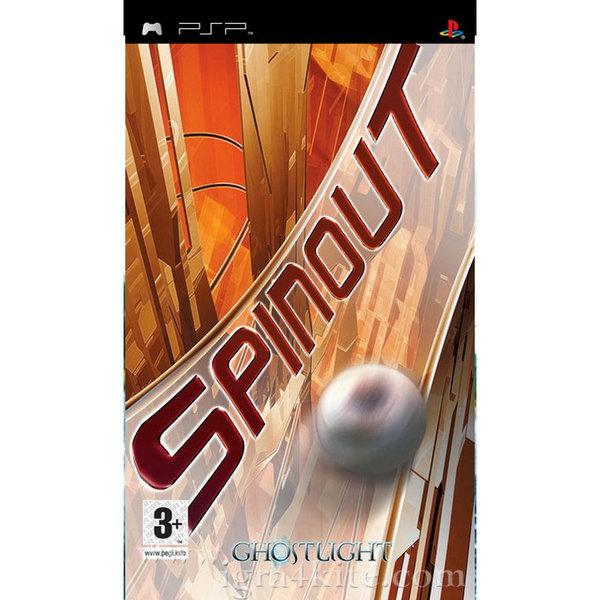 Игра за PSP  3+ Spinout 17653