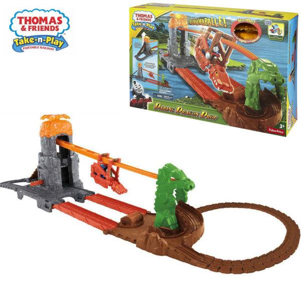 Fisher Price Thomas & Friends Влакчето Томас и Легендарният дракон CDN09