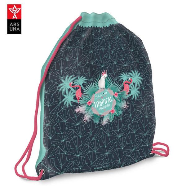 Ars Una Pink Flamingo Спортна торба Ars Una 93568685