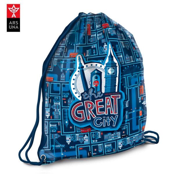 Ars Una The Great City Спортна торба Ars Una 93568999