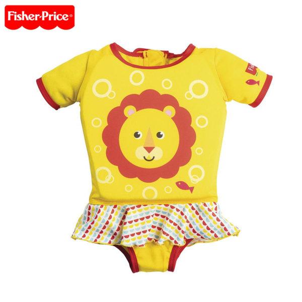 Fisher Price Детски бански костюм 50+ UPF с непотъващи подплънки 93523
