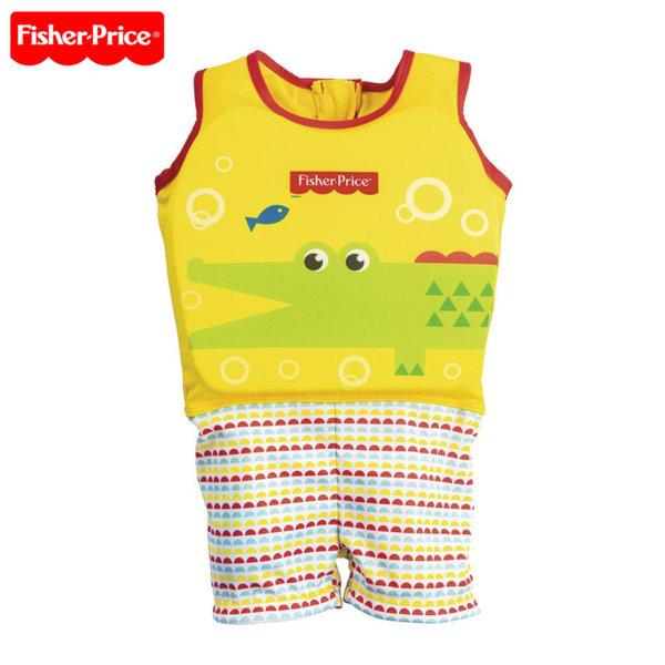 Fisher Price Детски бански костюм 50+ UPF с непотъващи подплънки 93524