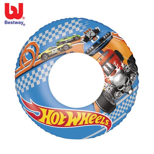 Bestway Детски пояс Hot Wheels 93401