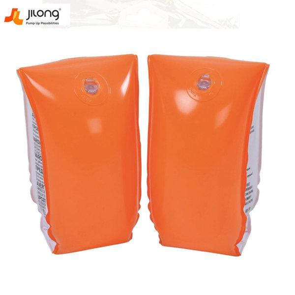 Jilong Детски поясчета за ръце 6+ оранжеви 47262