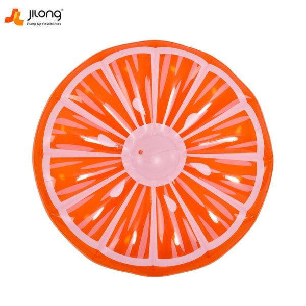 Jilong Надуваем остров Портокал 37349