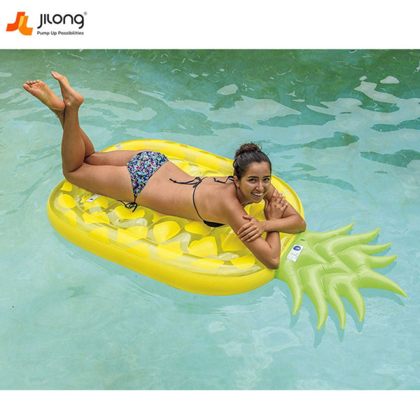 Jilong Надуваем дюшек Ананас 37348