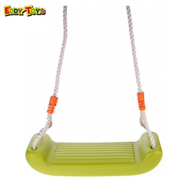 Eddy Toys Детска люлка седалка с въжета 2261892