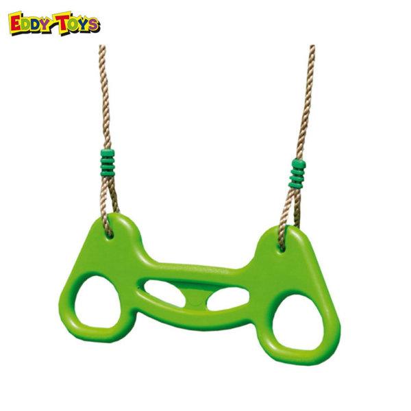 Eddy Toys Детска люлка с въжета трапец 79204