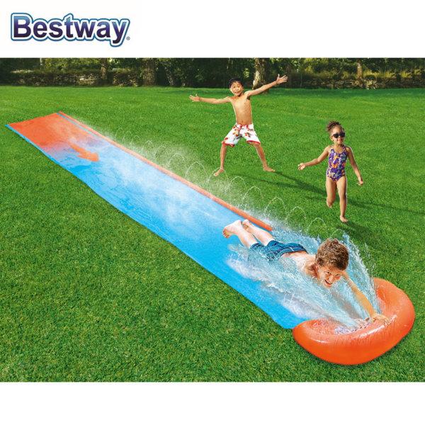 Bestway Надуваема водна пързалка 52260