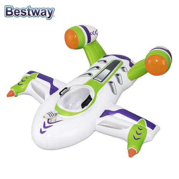 Bestway Надуваем космически кораб с воден пистолет 41094