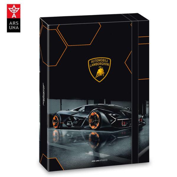 Ars Una Lamborghini Папка кутия с ластик A4 Ars Una 90858857