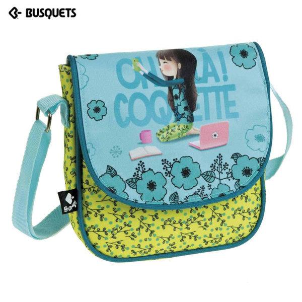 Busquets Чантичка за носене през рамо Coquette Oh LaLa! 14404
