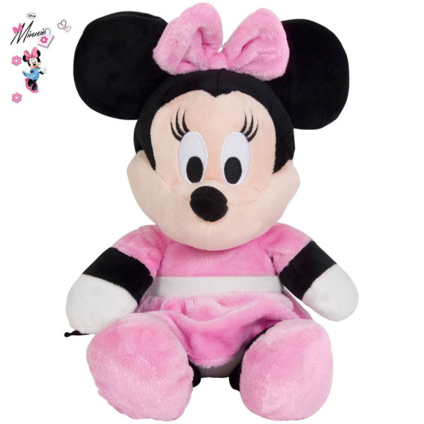 Disney Minnie Mouse Плюшена Мини Маус 40 см 18261