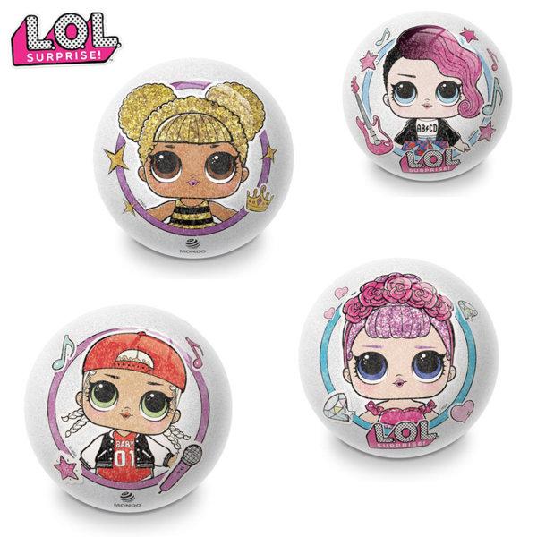 Mondo LOL Surprise Детска топка 10см 05641