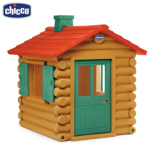 Chicco Детска градинска къща Горска хижа 30101
