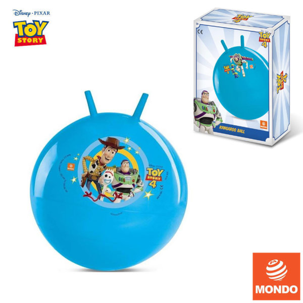 Mondo Toy Story Топка за скачане Играта на играчките 09131