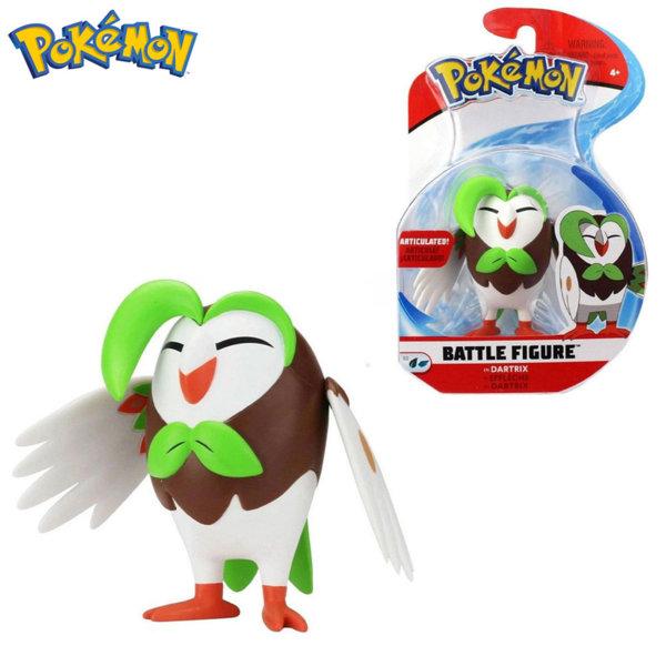 Pokemon Бойна фигурка Покемон Dartrix 95011