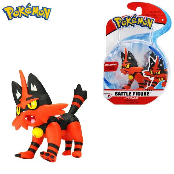 Pokemon Бойна фигурка Покемон Torracat 95011