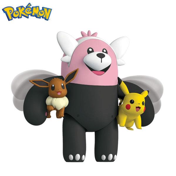 Pokemon Бойна фигура Покемон Bewear Hugging Action! 95121
