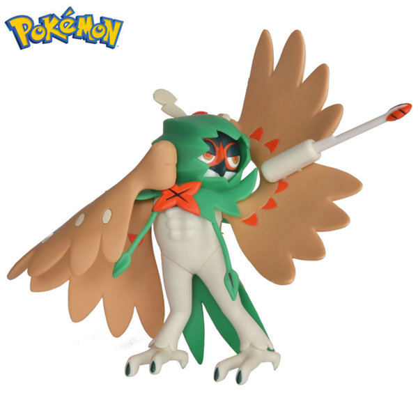 Pokemon Бойна фигура Покемон Decidueye Arrow launching Action! 95121