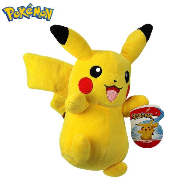 Pokemon Плюшена играчка Покемон Pikachu 20см 95351