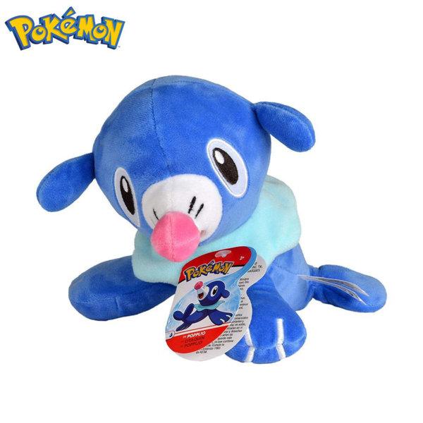 Pokemon Плюшена играчка Покемон Popplio 20см 95351