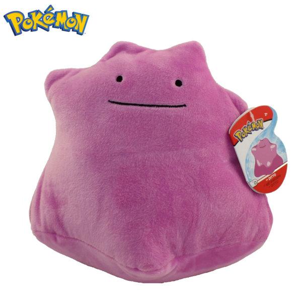 Pokemon Плюшена играчка Покемон Ditto 20см 95351