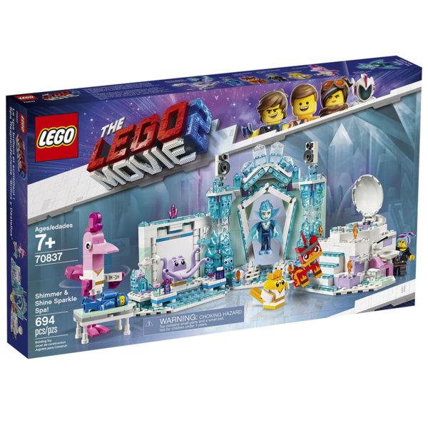 Lego 70837 The LEGO Movie2 Блестящ СПА център