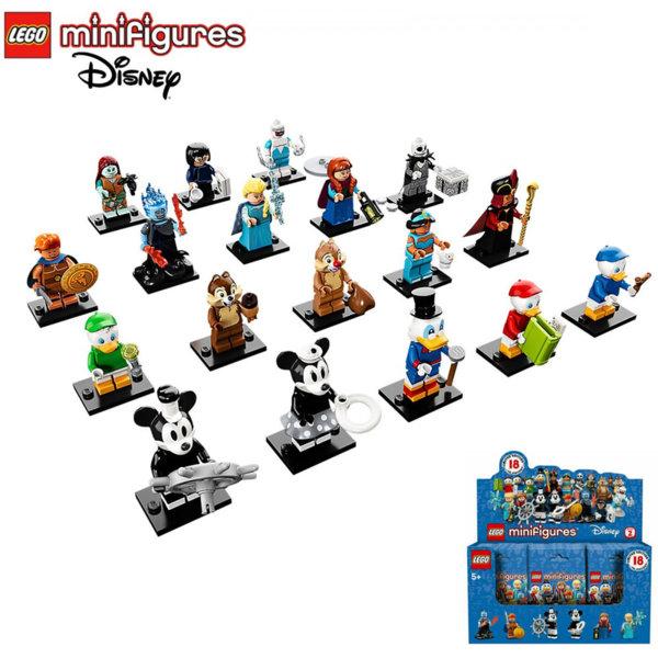 Lego 71024 Disney Случайна мини фигурка Лего Дисни герои