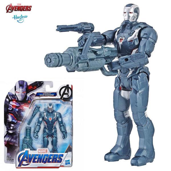 Marvel Avengers Екшън фигура War Machine 15см E3348
