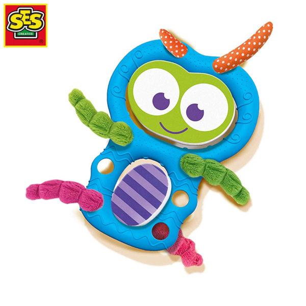 SES Creative Бебешка играчка за нанизване 14452