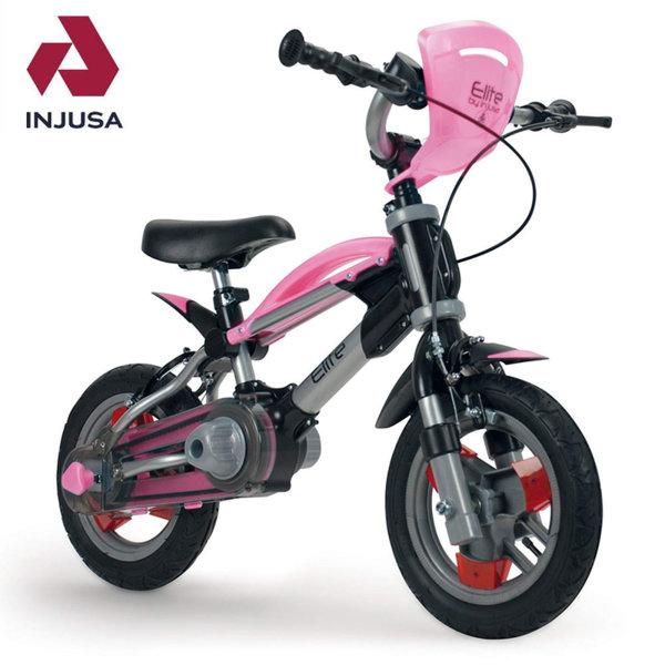 "Injusa Детско колело 12"" Elite 2в1 12002"
