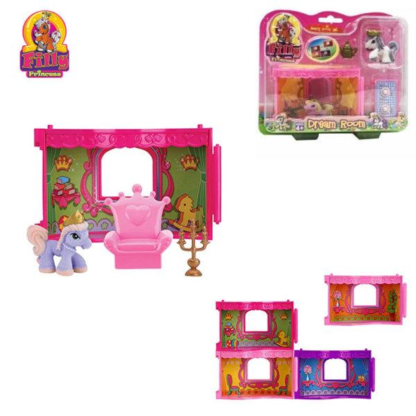 Filly Princess Стая на мечтите с пони принцеса 000148
